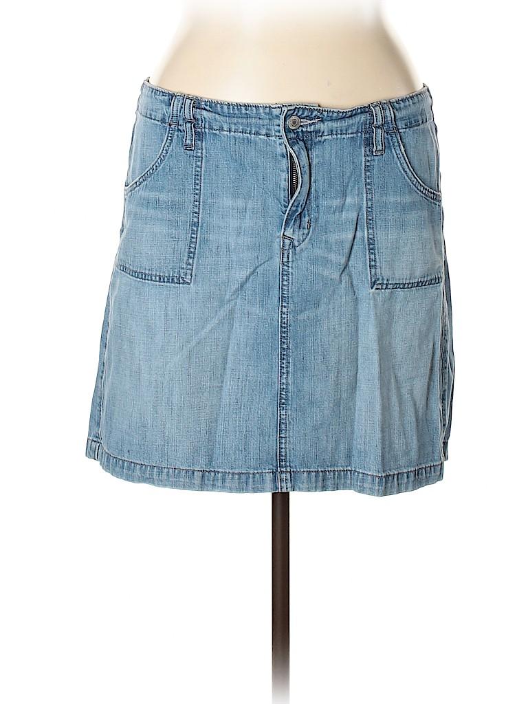 Old Navy Women Denim Skirt Size 16