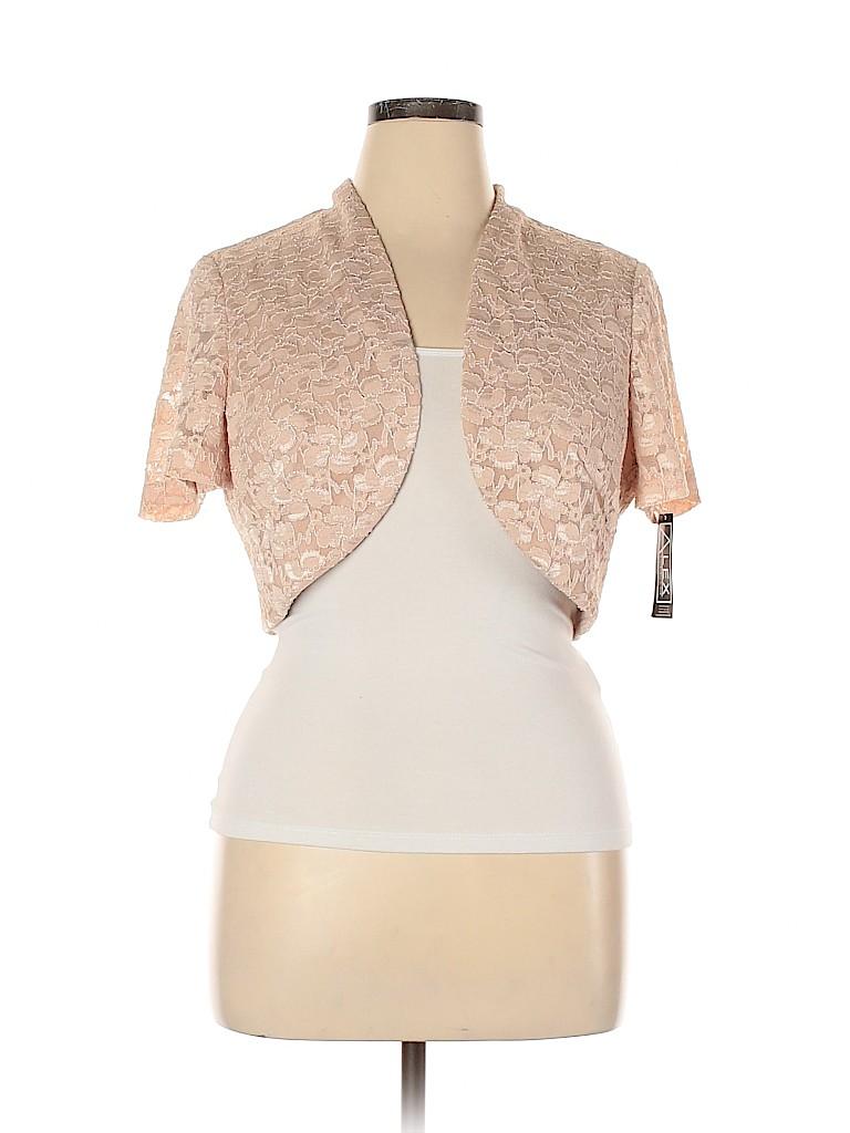Alex Evenings Women Jacket Size 16