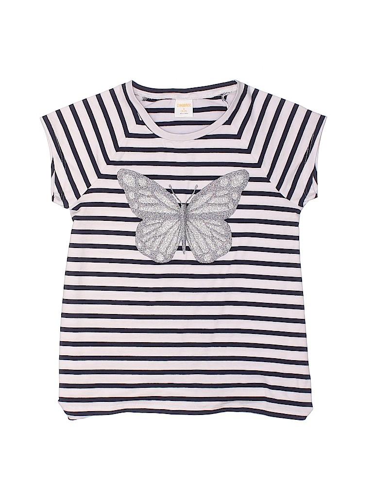 Gymboree Girls Short Sleeve Top Size 5 - 6