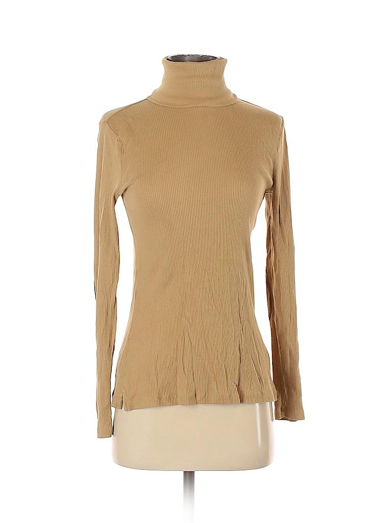 Lauren by Ralph Lauren Women Long Sleeve Turtleneck Size S