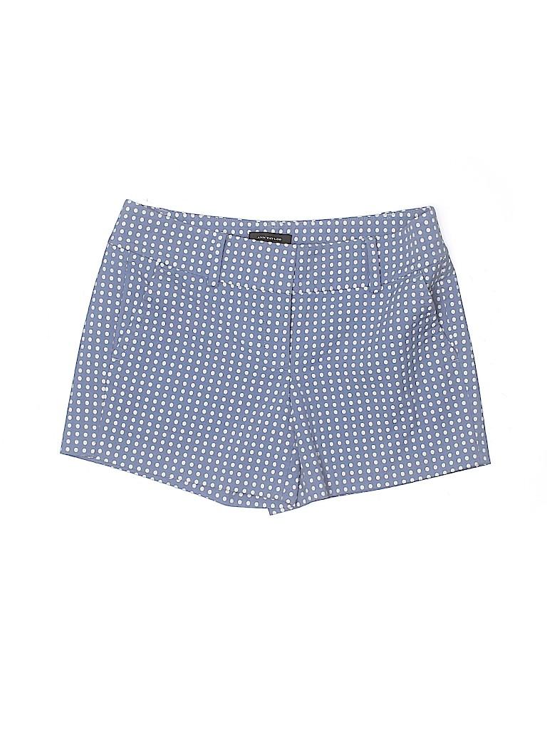 Ann Taylor Women Khaki Shorts Size 6
