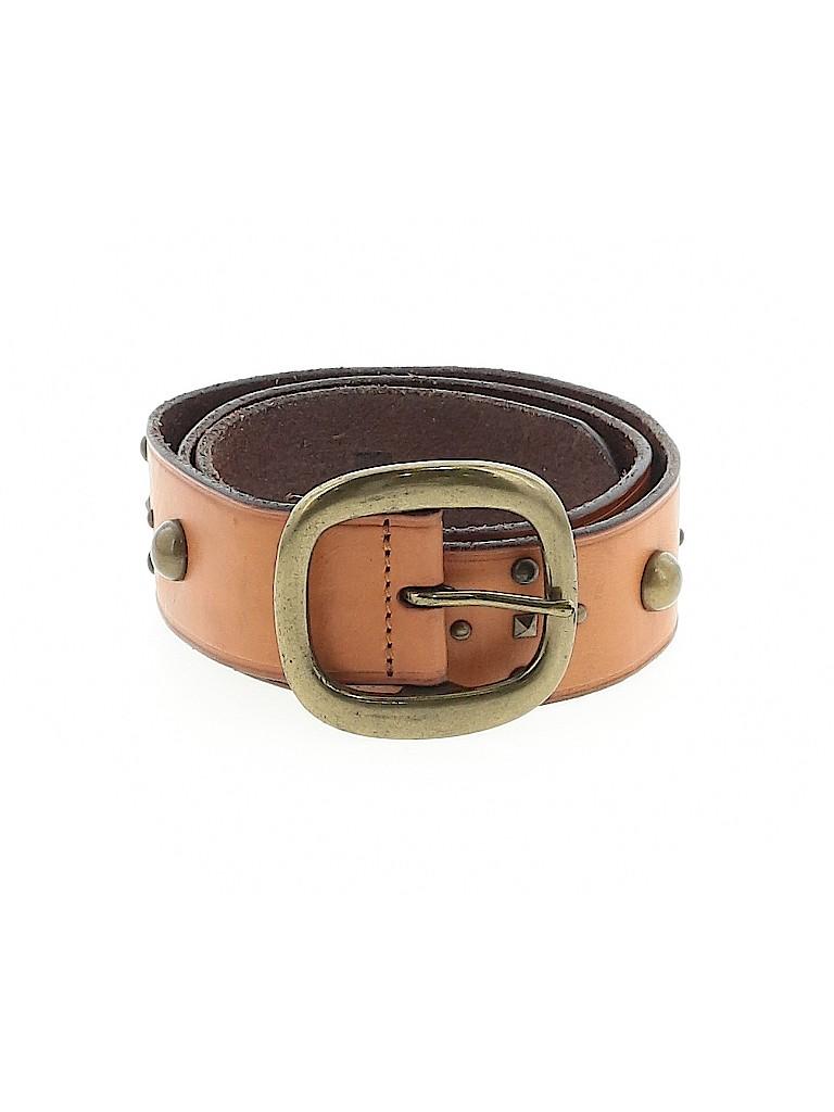 Gap Women Leather Belt Size S