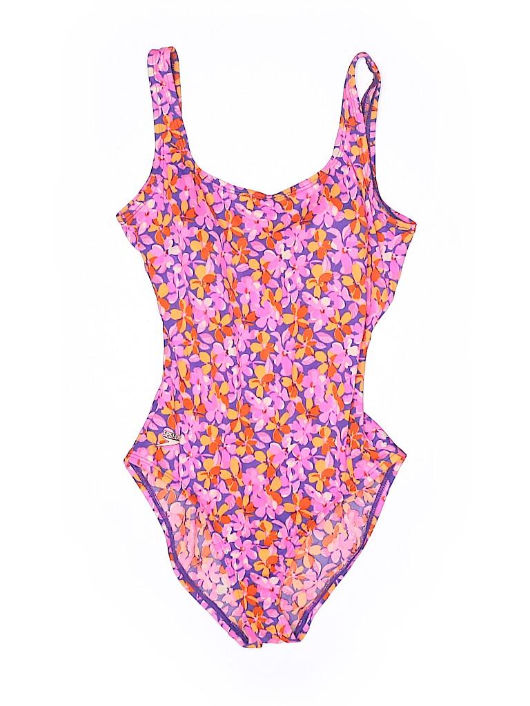 Speedo Women One Piece Swimsuit Size 6