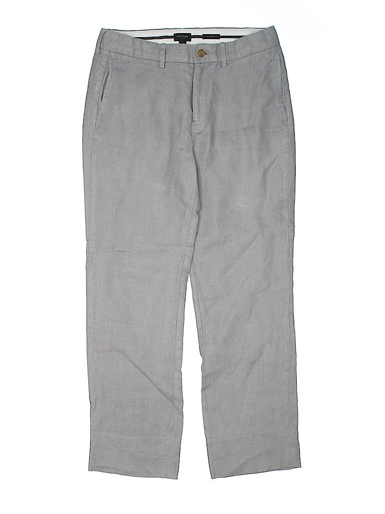 Crewcuts Boys Linen Pants Size 14