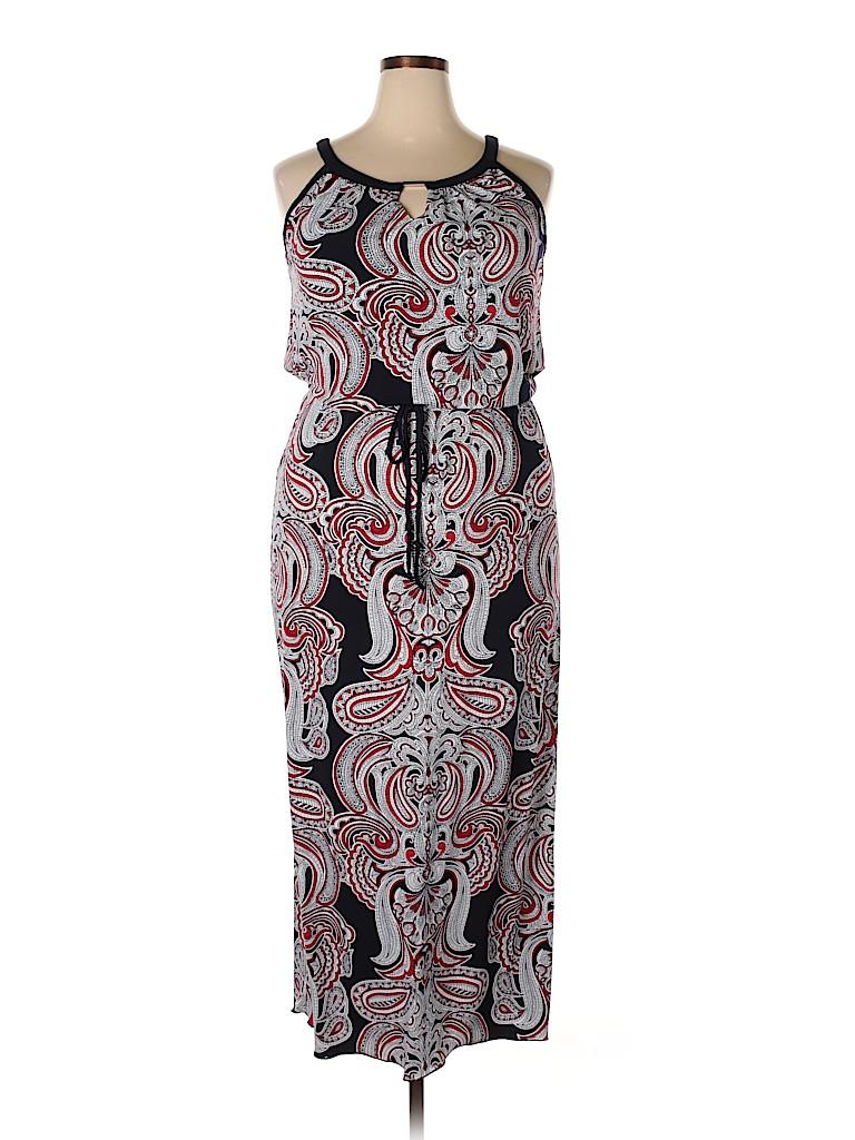 Salvatore Ferragamo Women Casual Dress Size 38 (IT)