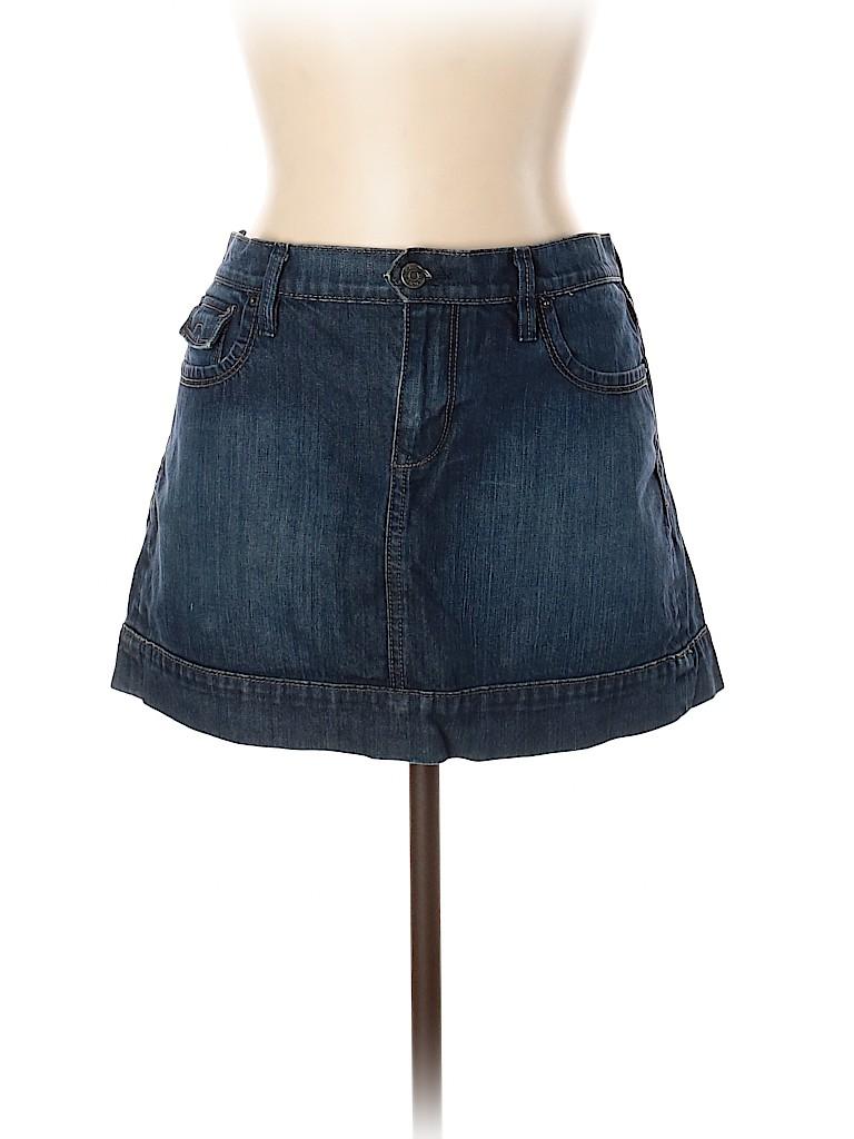 Old Navy Women Denim Skirt Size 12