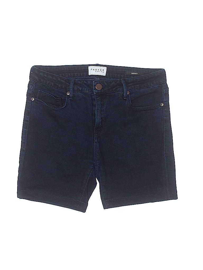 Parker Smith Women Denim Shorts Size 8