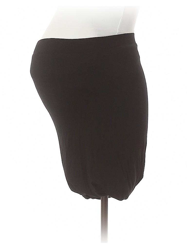 Gap - Maternity Women Casual Skirt Size M (Maternity)