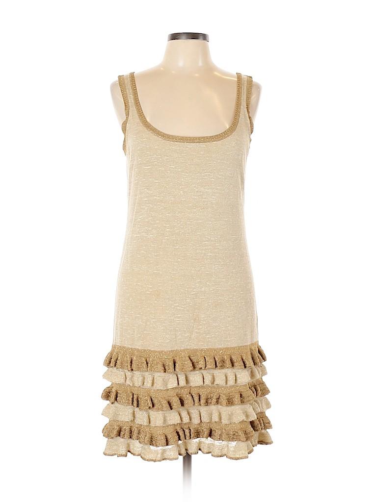 Diane von Furstenberg Women Casual Dress Size L