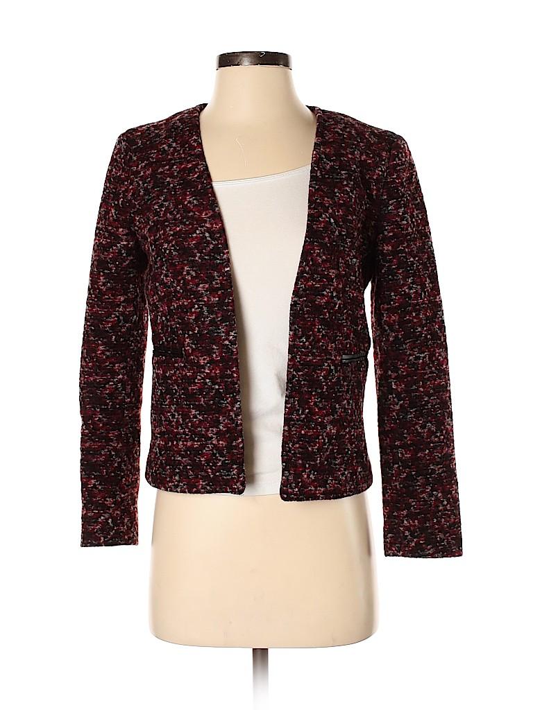 Ann Taylor Women Wool Blazer Size S