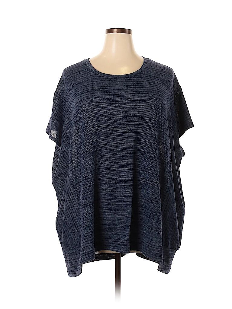 Lane Bryant Women Pullover Sweater Size 28 (Plus)