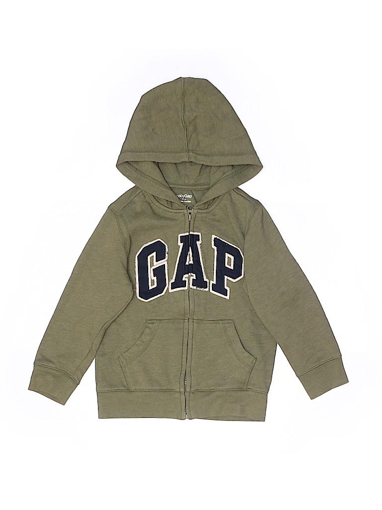Baby Gap Boys Zip Up Hoodie Size 5T