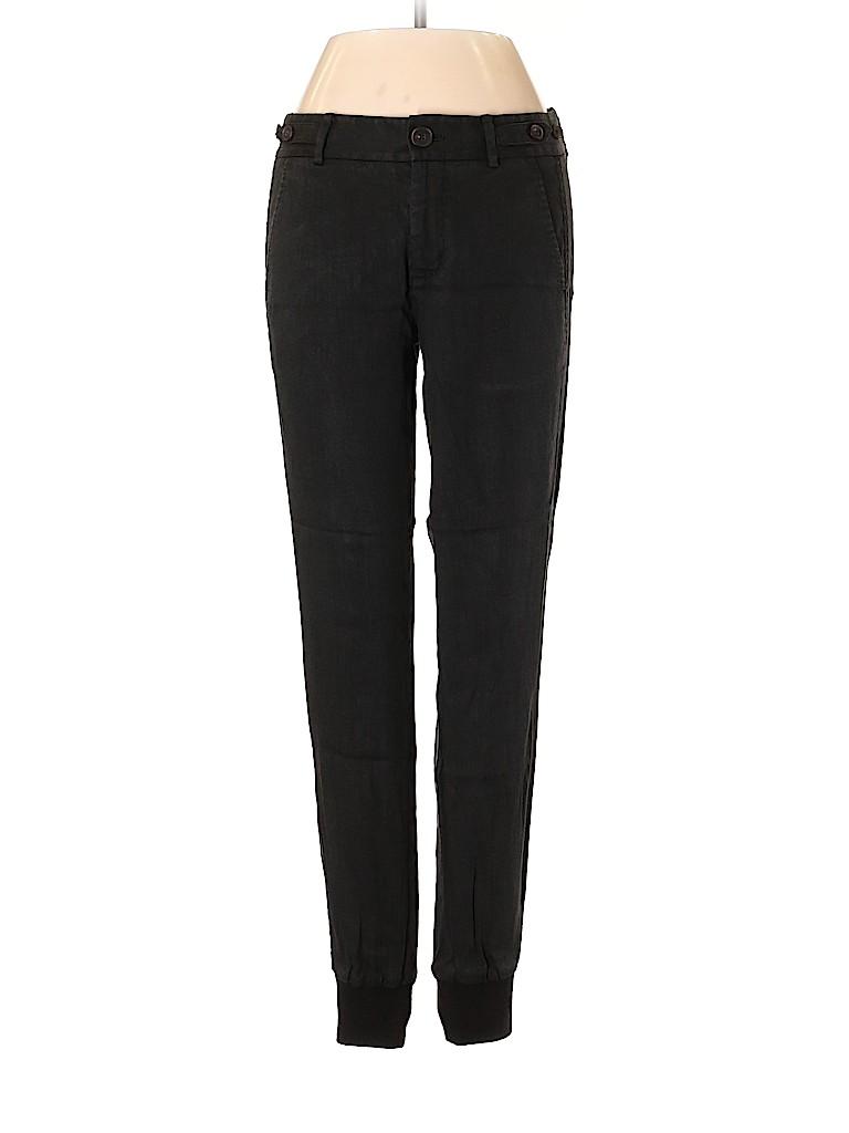 Vince. Women Linen Pants Size 0