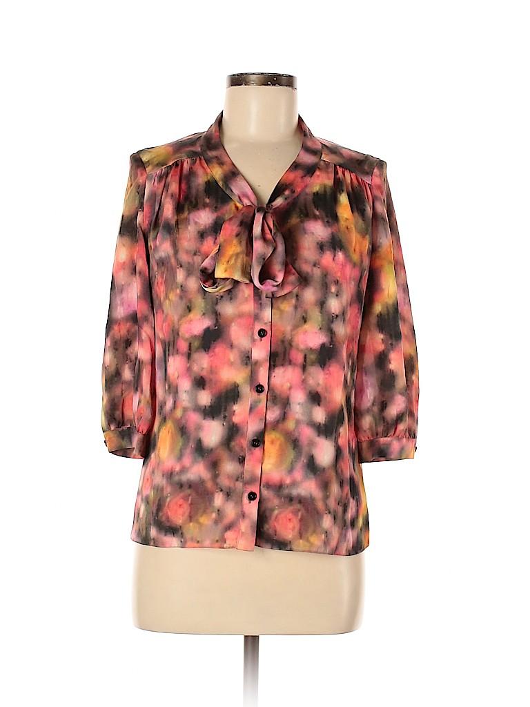 Mulberry Women 3/4 Sleeve Blouse Size 6 (UK)