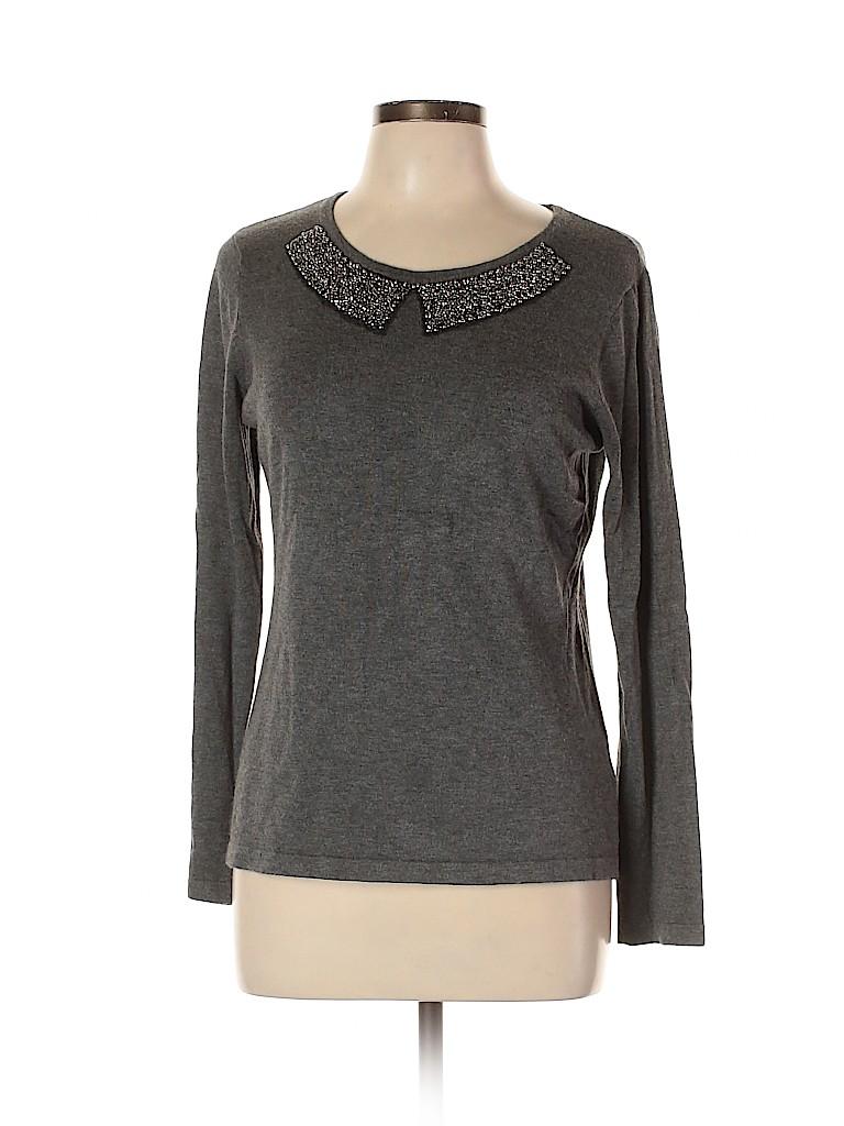 AB Studio Women Pullover Sweater Size L