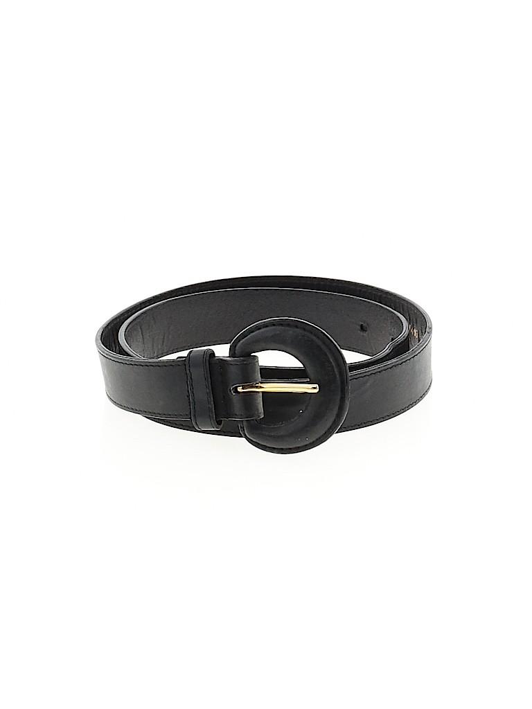 Diane von Furstenberg Women Leather Belt Size Sm - Med