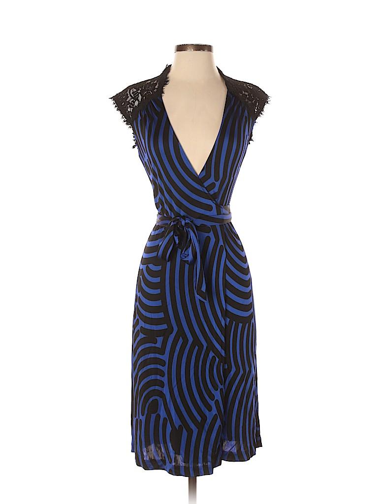 Diane von Furstenberg Women Casual Dress Size 0
