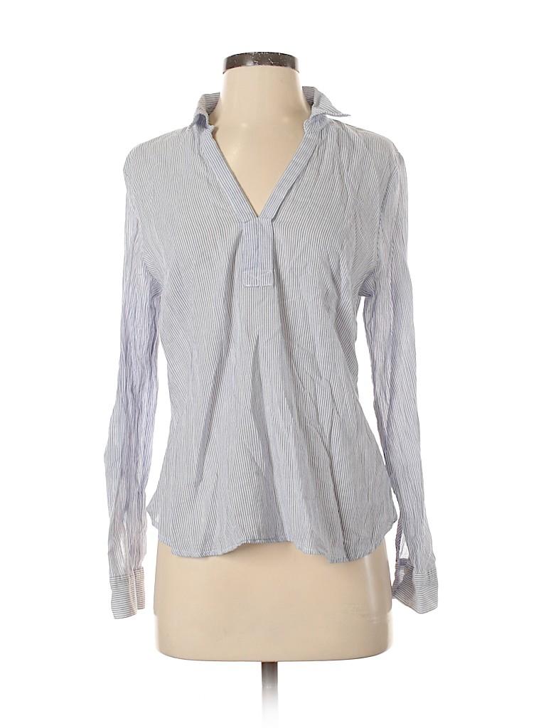 Gap Outlet Women Long Sleeve Blouse Size S
