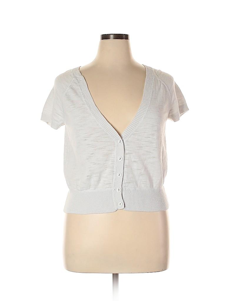 Mossimo Supply Co. Women Cardigan Size XL