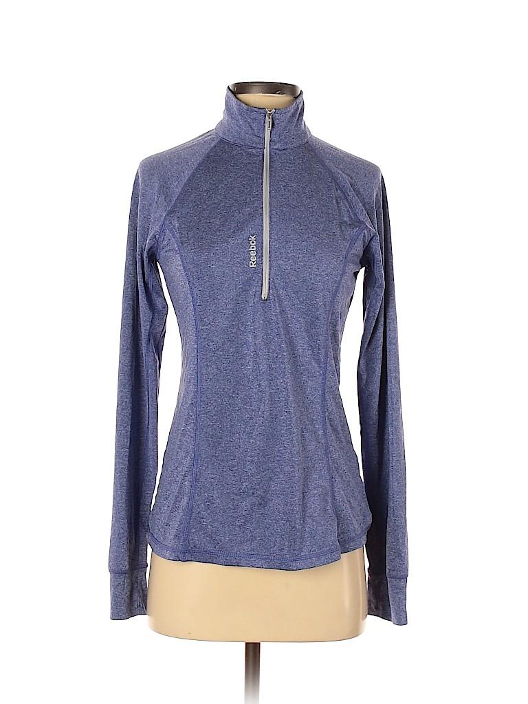 Reebok Women Track Jacket Size S