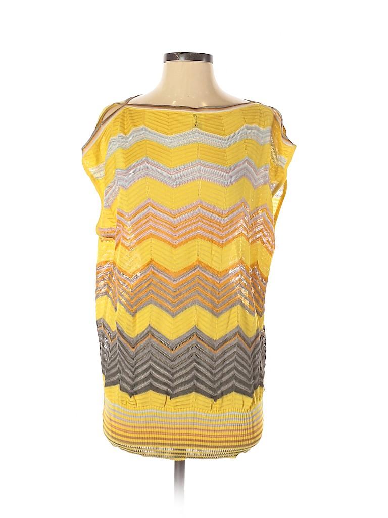 M Missoni Women Sleeveless Top Size 8