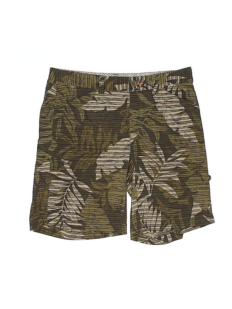 Orvis Women Cargo Shorts Size 4