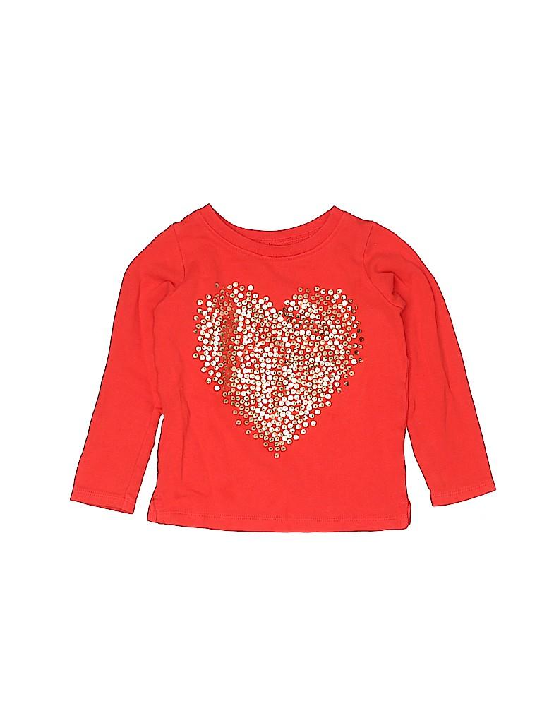 Carter's Girls Sweatshirt Size 3T