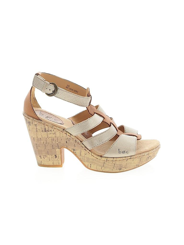B O C Born Concepts Women Heels Size 10