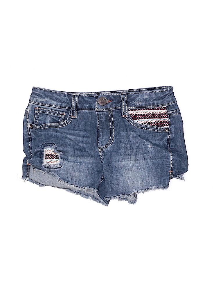 Mudd Girls Girls Denim Shorts Size 10
