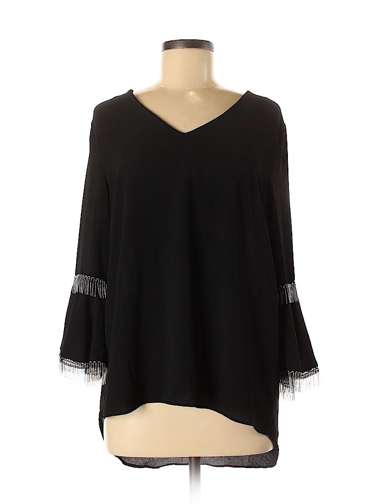 Ariella Women 3/4 Sleeve Blouse Size M