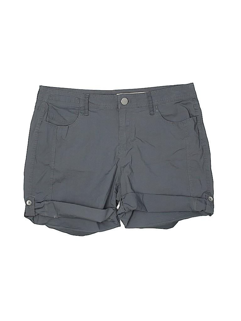DKNY Jeans Women Khaki Shorts Size 10