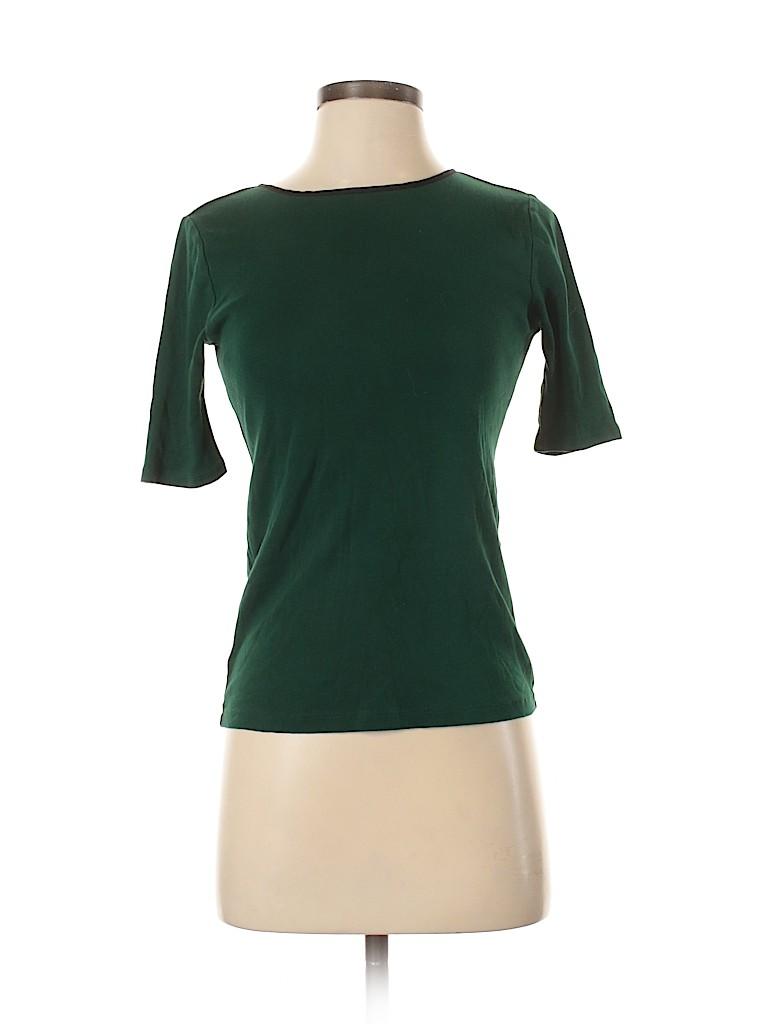Ann Taylor Women 3/4 Sleeve Top Size S