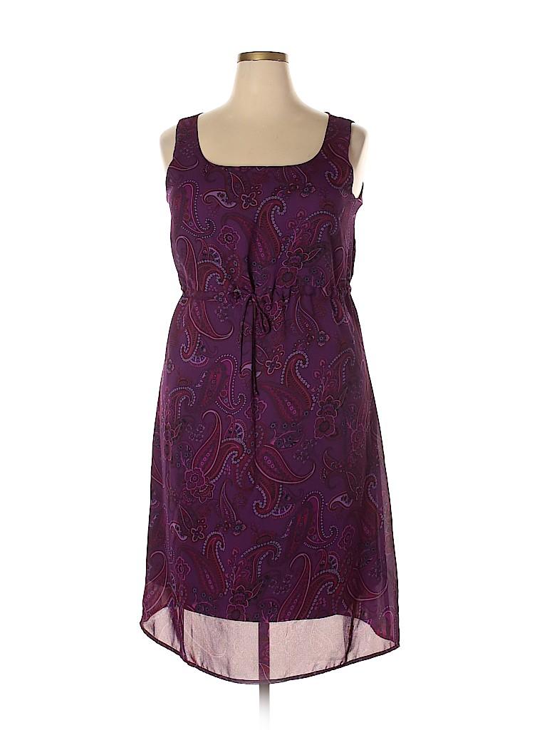 Assorted Brands Women Casual Dress Size 18 (Plus)