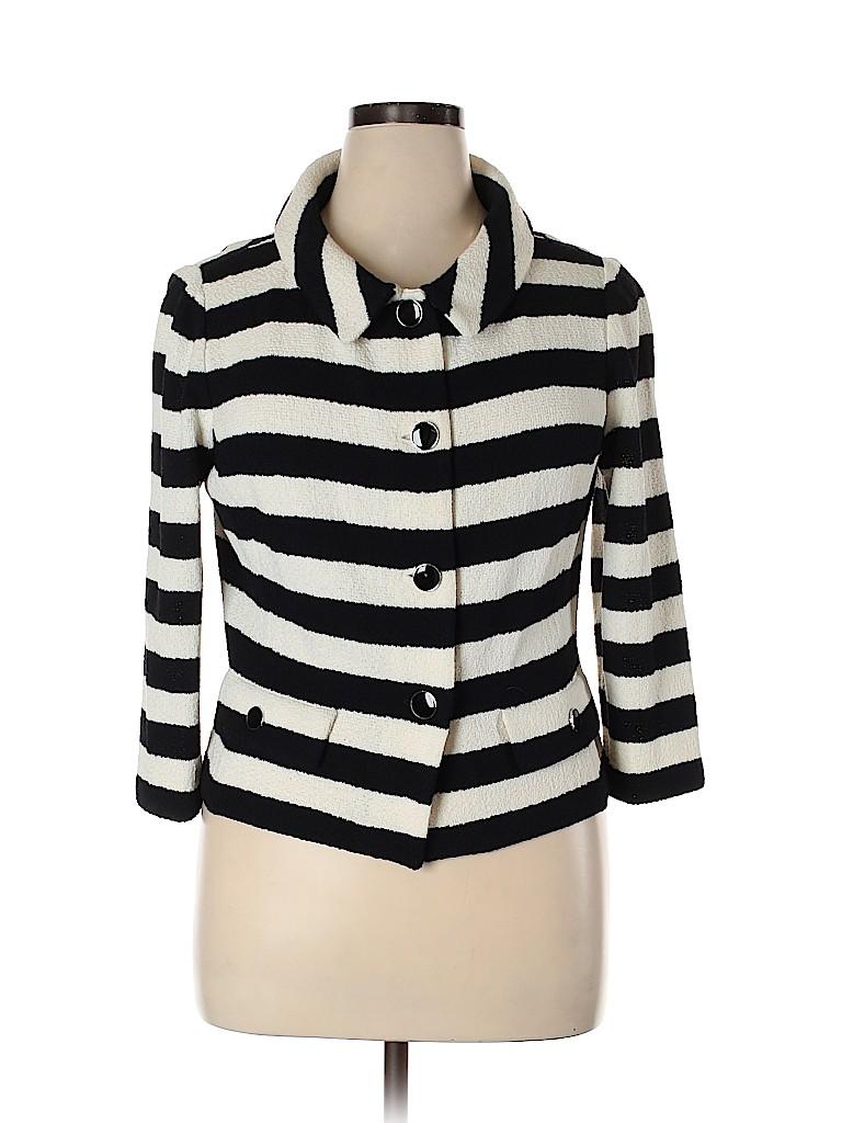 St. John Women Wool Blazer Size 14