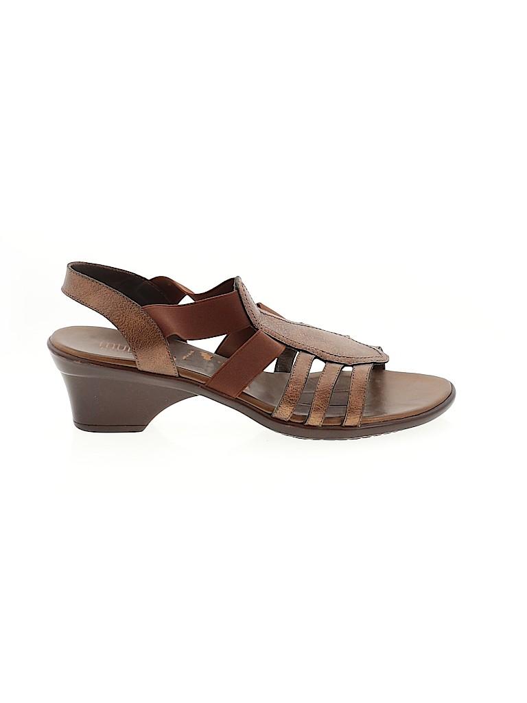 Munro American Women Sandals Size 9 1/2