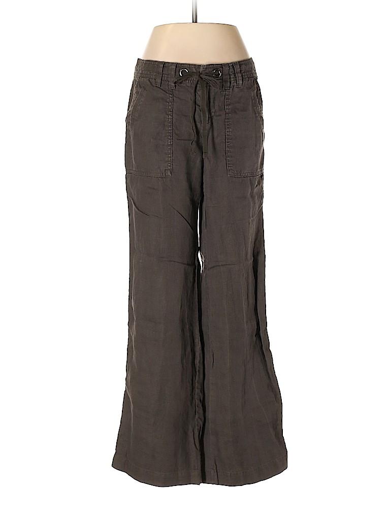 Banana Republic Factory Store Women Linen Pants Size 4