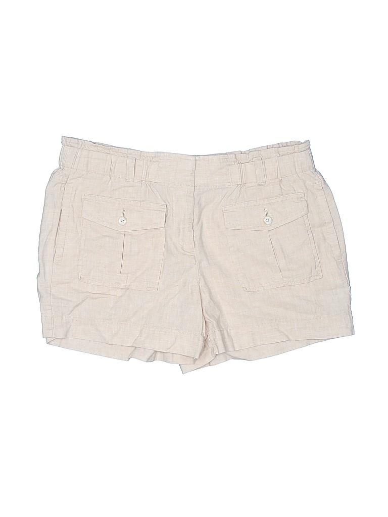 Ann Taylor LOFT Women Cargo Shorts Size M