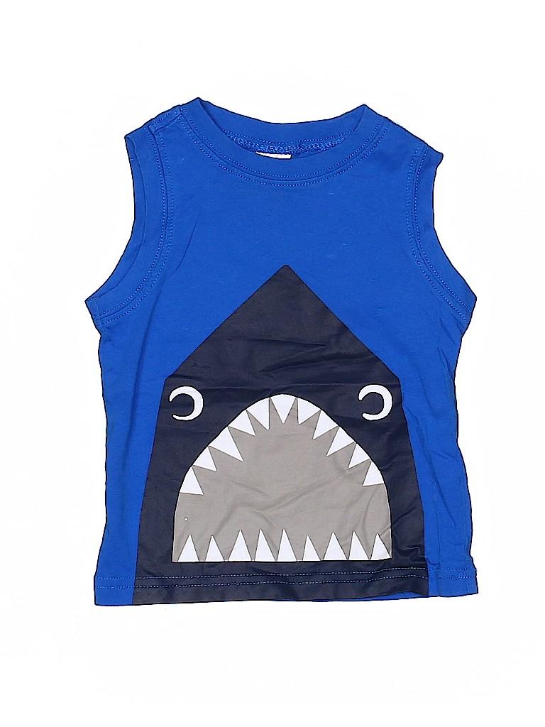 Gymboree Boys Sleeveless T-Shirt Size 12-18 mo