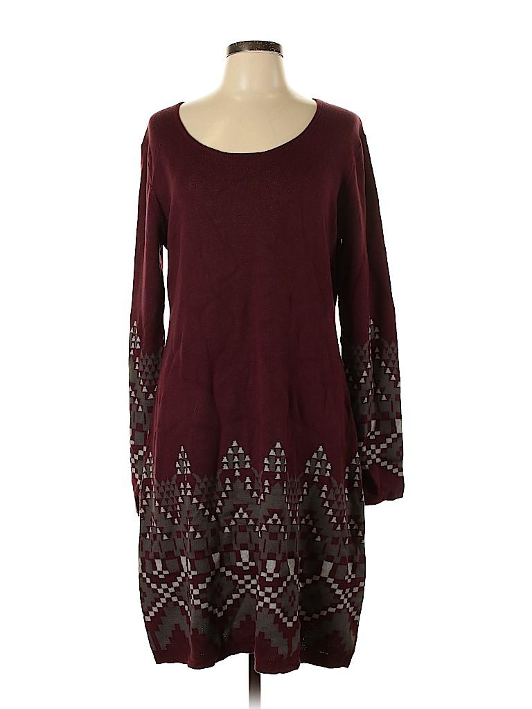 Bob Timberlake Women Casual Dress Size L