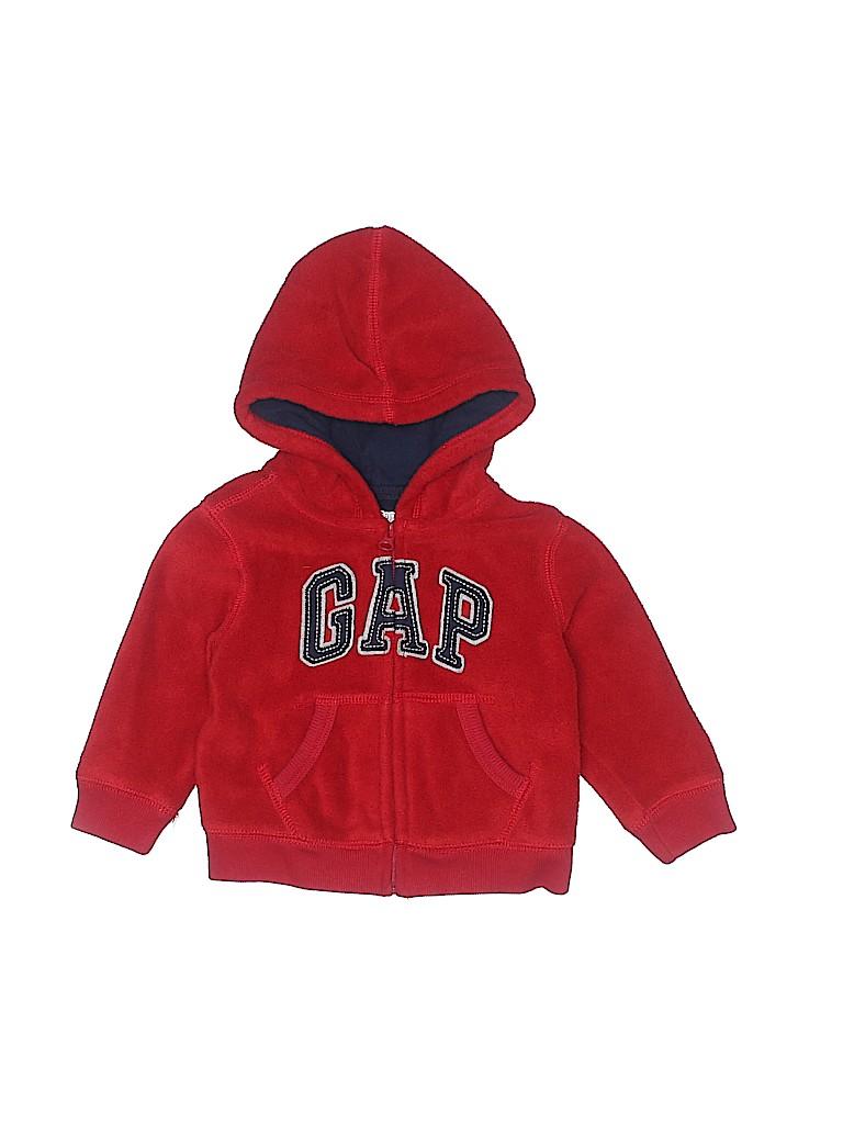 Baby Gap Boys Fleece Jacket Size 6-12 mo