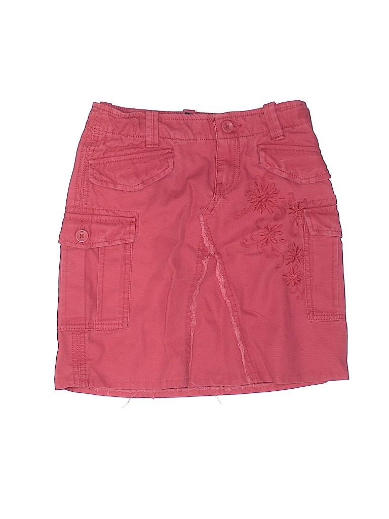 Gap Girls Denim Skirt Size 7
