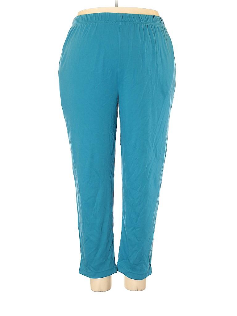 Roaman's Women Sweatpants Size 22 (1X) (Plus)