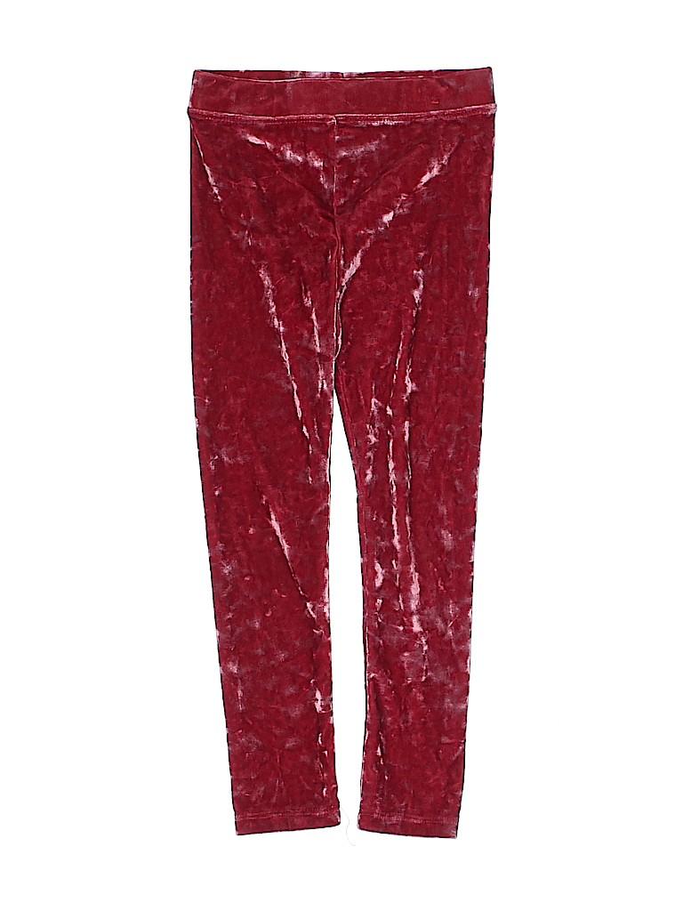 Crewcuts Girls Velour Pants Size 5