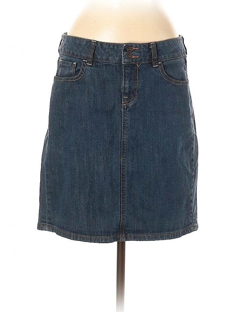 Old Navy Women Denim Skirt Size 8