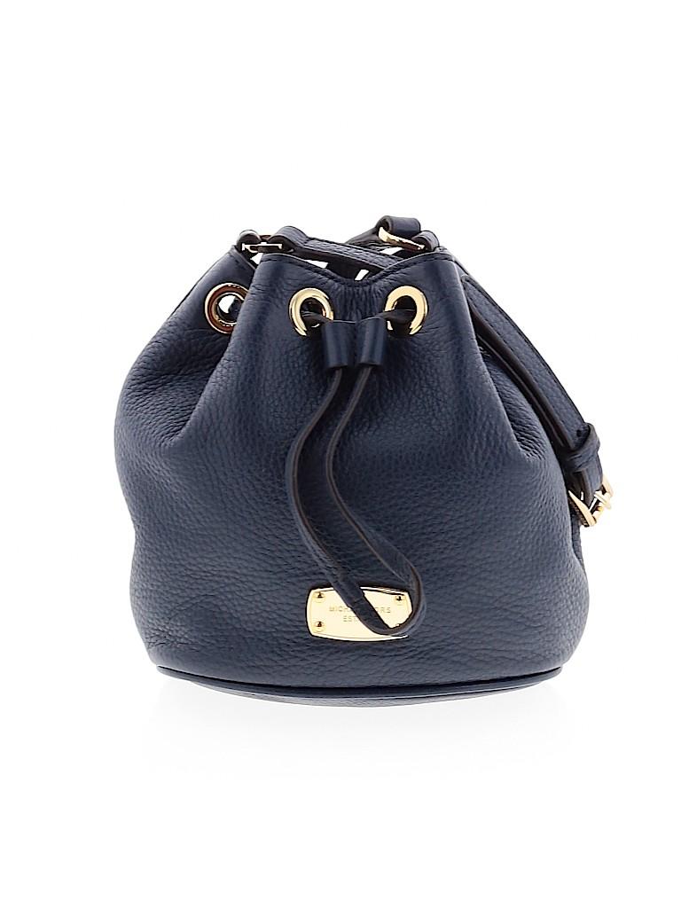 MICHAEL Michael Kors Women Leather Bucket Bag One Size