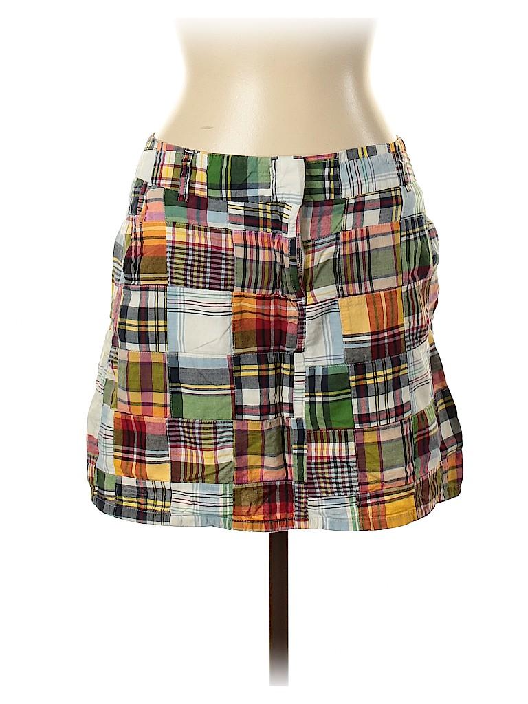 J. Crew Factory Store Women Casual Skirt Size 10
