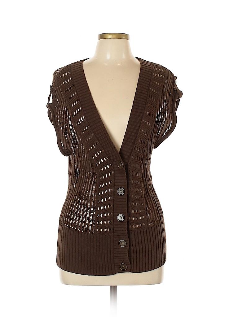 Mudd Women Cardigan Size L