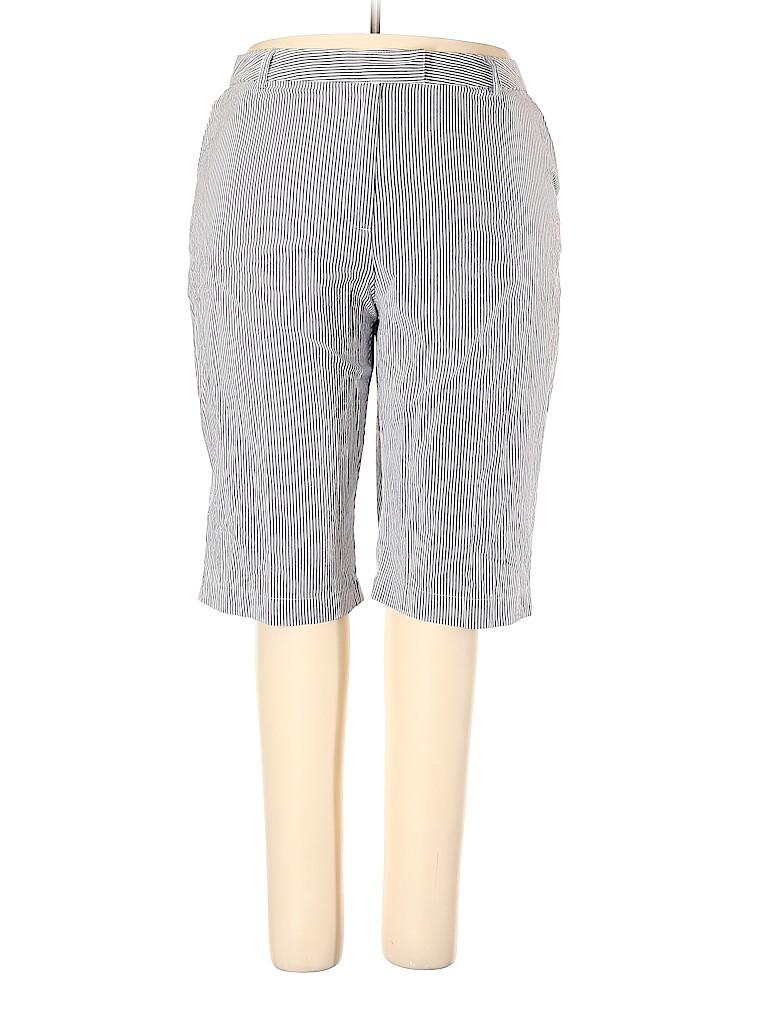 JG HOOK Women Khakis Size 20 (Plus)