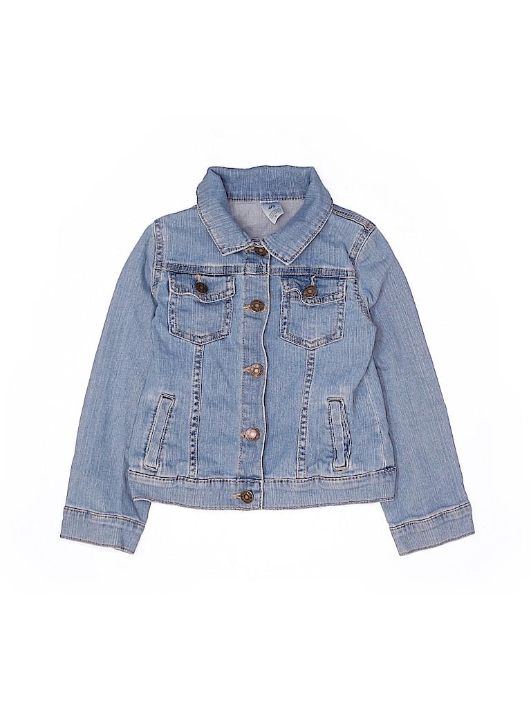Carter's Girls Denim Jacket Size 4 - 5