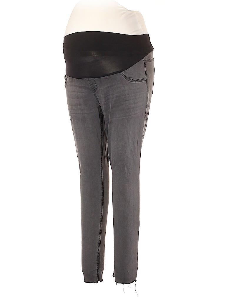 Indigo Blue Women Jeans Size XL (Maternity)